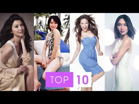 Top 10 Most Beautiful Women In Singapore