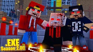 Minecraft .EXE 2.0 - PREPARATION FOR THE MOST EVIL WEDDING OF ALL TIME!!