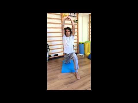 Stress Management Stretching Exercises