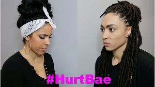 Hurt Ass Bae #HurtBae