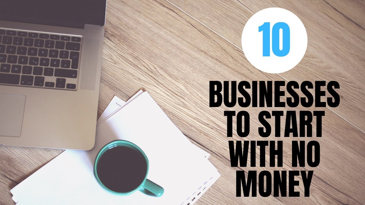 10 Online Business Ideas You Can Start Tomorrow if You're Broke