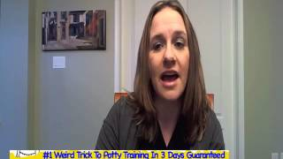 Toddler Potty Training - How To Potty Train A Toddler Within 3 Days Guaranteed?