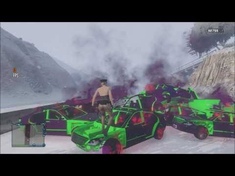 Grand Theft Auto 5 Mods - Spawning Houses & Apartments | Pedestrian & Vehicle Magnets (Part 1)