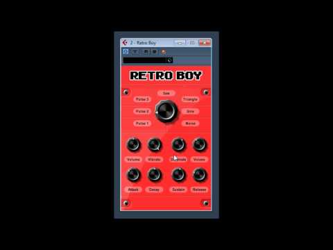 Retro Boy by Sound Base Audio