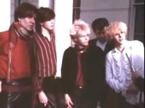 Duran Duran First Known Interview 1981.mp4