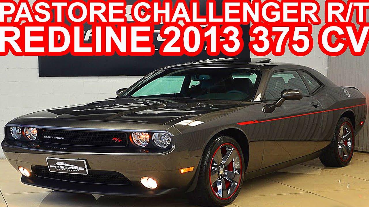 Pastore Dodge Challenger R T Redline 2013 Aro 20 At5 5 7
