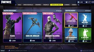 THE *NEW FORTNITE STORE* TODAY OCTOBER 12TH! THE BEST *NEW SKINS* OF HALLOWEEN??