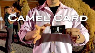 Camel Card - a card magic trick from Shir Soul Magic