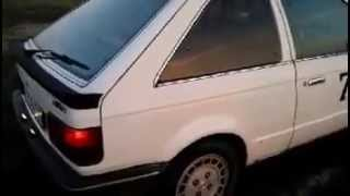 Mazda 323 LX 1985