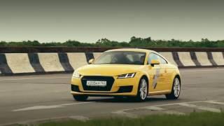 Audi TT 2016 Тест and Драйв Обзор Ауди ТТ 2016