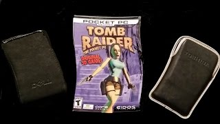 Tomb Raider for Pocket PC