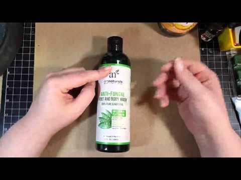 Artnaturals Antifungal Soap with Tea Tree Oil Review