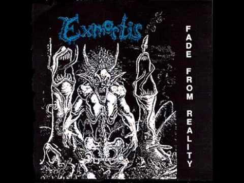 Exmortis (Usa) - Fade From Reality - Ep - 1991