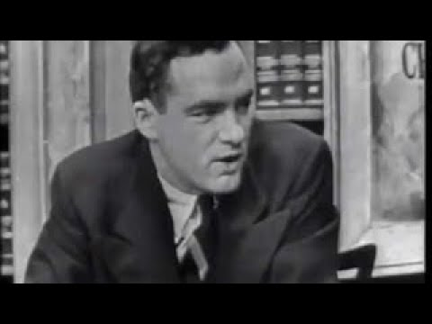 Dr. Lyle J. Hayden on Iran Oil Revenues and Reserves (1952)