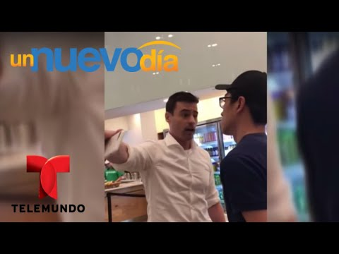 Agredieron a 2 mujeres por hablar español en Nueva York | Un Nuevo Día | Telemundo