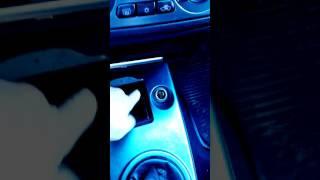 Замена подсветки в машине