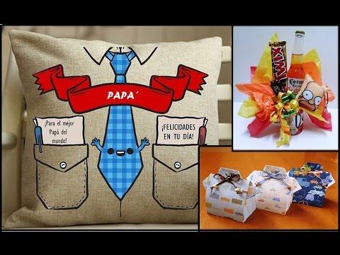 30 hermosas ideas para el dia del padre ronycreativa - Regalos originales para el dia del padre ...