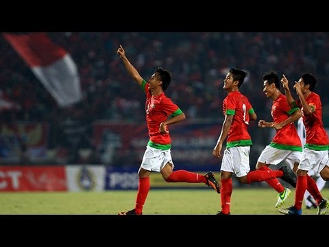 Indonesia Vs Vietnam U 22