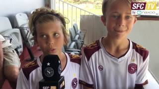 Le Servette FC au Tournoi International U11 d'Ajaccio