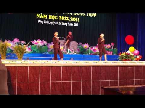 Hoi Giao Luu Hoc Sinh-Truong Tieu Hoc Thi Tran LaiVung (Ip)