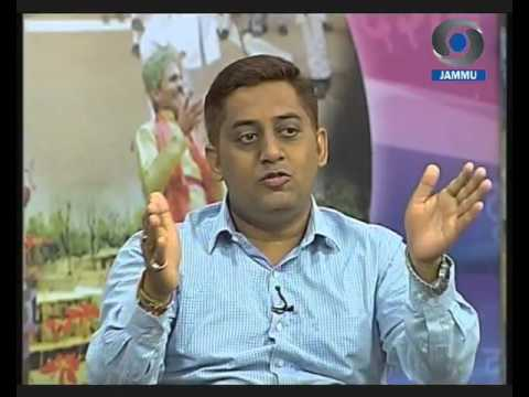 TV talk of Dr  Parshant on care of fruit orchard in September