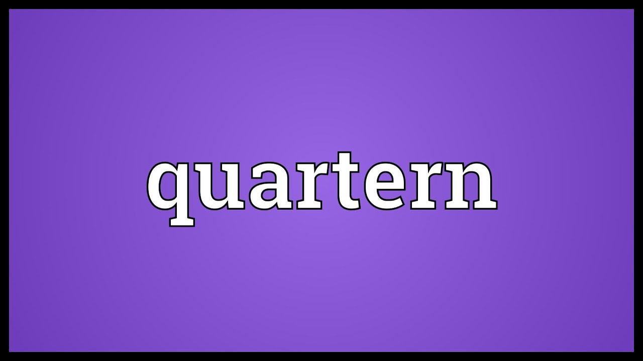 Quartern