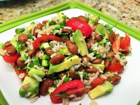 Рецепты салатов правильного питания