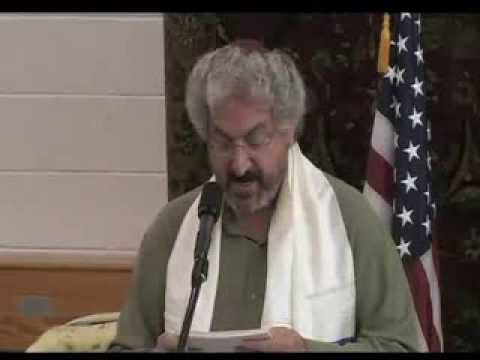 Harold Ramis shared insights on Jewish Creativity *Rosh 5770 @ Aitz Hayim