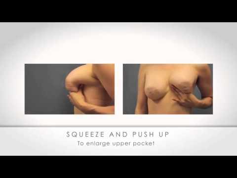 Hướng dẫn nâng ngực tự nhiên