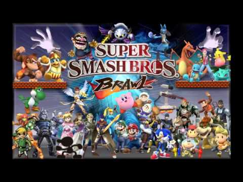Calling to the Night  Super Smash Bros  Brawl Music Extended for 30 minutes