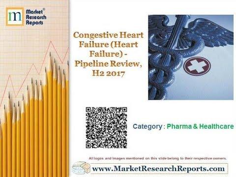 Congestive Heart Failure (Heart Failure) - Pipeline Review, H2 2017