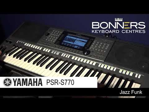 Korg PA700 vs Yamaha PSR S770 Direct Style Comparisons   Interesting Results!