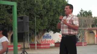EMILIO DELGADO PARA PRESIDENTE DE TULCINGO DE VALLE PUEBLA