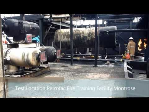 RigDeluge FFNT Fire Test   Diesel Pool and Jet Fire Simulation Pat:1308561.8 Pat:1212199.2