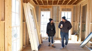 Using Floor to Ceiling Windows as a Main Interior Design Element - Building a Better South - Ep. 36