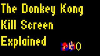 the donkey kong kill screen explained classic game autopsy