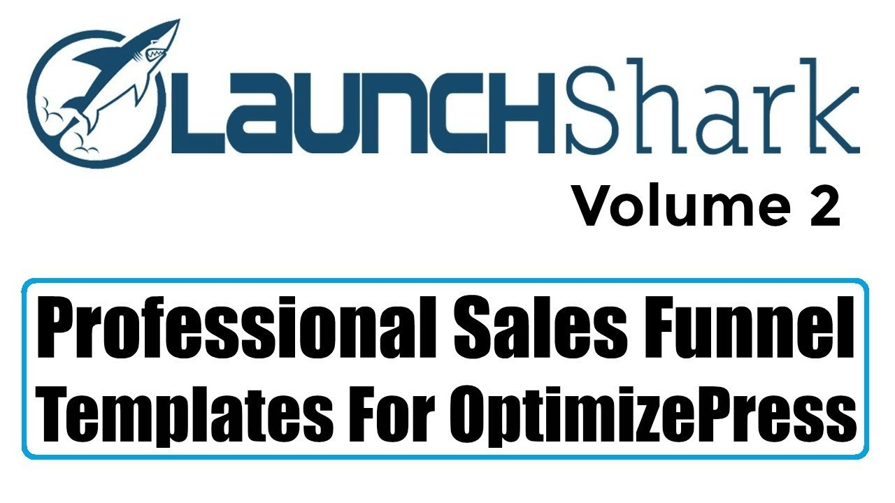 launchshark volume 2 review professional sales funnel templates