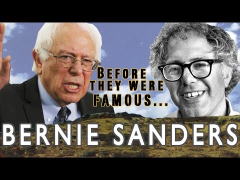 Bernie Sanders - Before They Were Famous