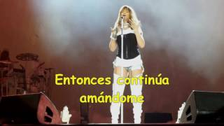 Rihanna - Love On The Brain LIVE (Subtitulado en Español)