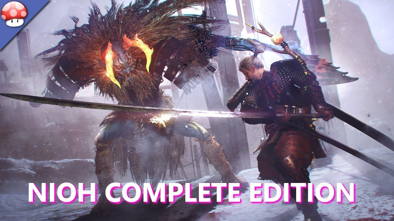 Nioh Complete Edition Gameplay (PC)