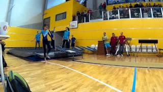 Gymnastika Olomouc - T.J Sokol Bělidla MTG II
