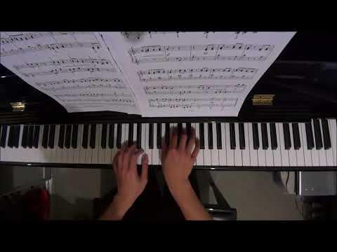 HKSMF 70th Piano 2018 Class 110 Grade 3 Kabalevsky Dance Op.27 No.27 by Alan 校際音樂節