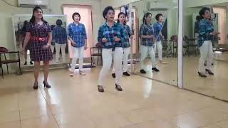 Have You Ever Seen the Rain - Mercy Line Dance - Choreography by Dee musk