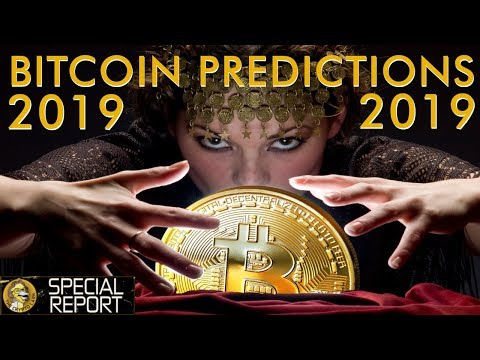 Bitcoin & Crypto 2019 Market & Price Predictions