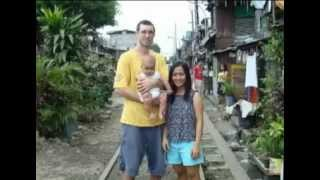 The 700 Club Asia | Love Along The Riles - Aaron and Emma Smith Love Story