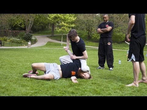 Wing Chun kung fu lesson in ipswich suffolk - Master Wong
