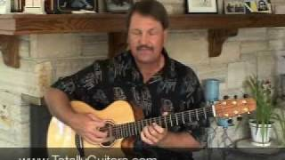 Learn to play Harvest Moon Neil Young acoustic guitar lesson
