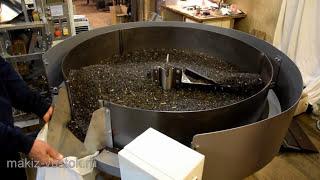 Жаровня МФ-09 для жарки орехов, семечек, кондитерского сырья