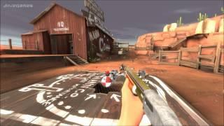 Mann vs. Machine Co-Op Gameplay (HD) - Part 1