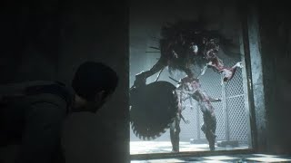 The Evil Within® 2 Guardian Boss Fight